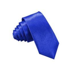 balony, balony na hel, dekoracje balonowe, balony Łódź, balony z nadrukiem, Krawat SLIM - niebieski