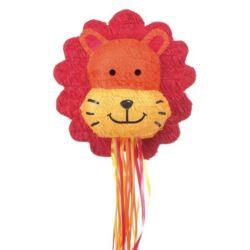 balony, balony na hel, dekoracje balonowe, balony Łódź, balony z nadrukiem, Piniata Lew