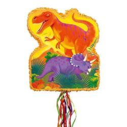 balony, balony na hel, dekoracje balonowe, balony Łódź, balony z nadrukiem, Piniata Dinozaury