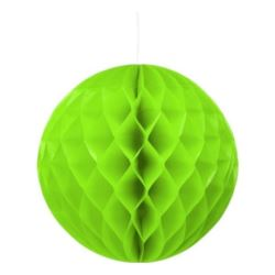 Kula dekoracyjna, pistacjowa śr. 30 cm
