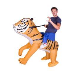 """Strój nadmuchiwany """"Tygrys"""""""