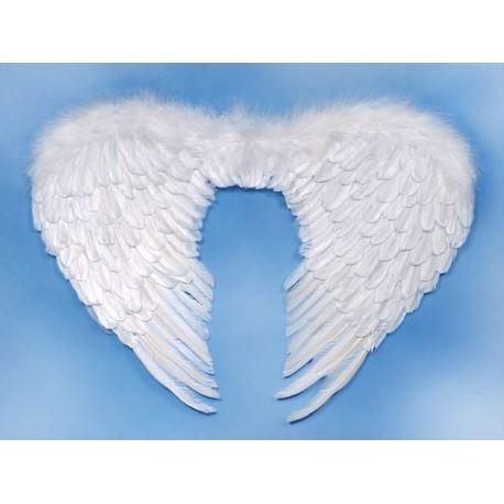 Image of Skrzydła anioła, białe 76x55 cm 1 szt.