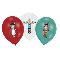 """Balony """"Tepee & Tomahawk"""", 11"""""""