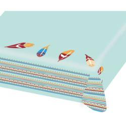 """Obrus papierowy """"Tepee & Tomahawk"""", 115x175cm"""