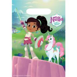"Torebki ""Nella The Princess Knight"" 8szt."
