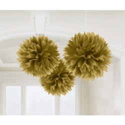 balony, balony na hel, dekoracje balonowe, balony Łódź, balony z nadrukiem, Dekoracyjne kule, zloty, 40,6cm 3szt.