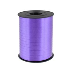 Tasiemka pastelowa fioletowa/7300, rozm. 5mm x 500