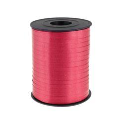 Tasiemka pastelowa rubinowa/7263, rozm. 5mm x 500m