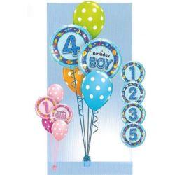 Dekoracja balonowa nr 4