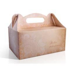 Ozdobne pudełko na ciasto 10 szt.