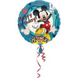 Balon grający Myszka Mickey HB 71 cm