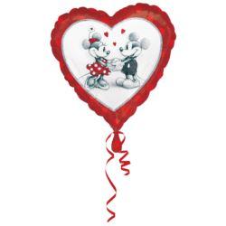 balony, balony na hel, dekoracje balonowe, balony Łódź, balony z nadrukiem, Balon, foliowy HB Myszka Miki & Minnie