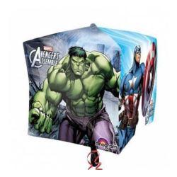 """Balon, foliowy 15""""CBZ - """"Avengers"""" (sześcian)"""