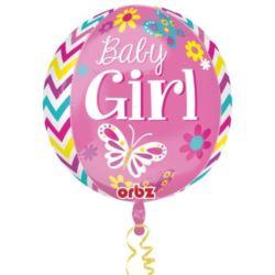 Orb- kula Narodziny dziecka - dziewczynka