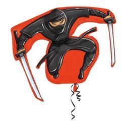 "Balon, foliowy ""Ninja"""
