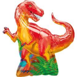 Balon foliowy Dinozaur 74x79 cm