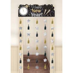 Dekoracja na drzwi Happy New Year