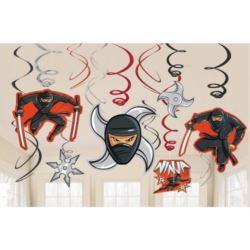 """Dekoracyjne sprężynki """"Ninja"""""""