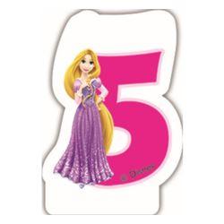 "Świeczka Disney ""Princess 5"""