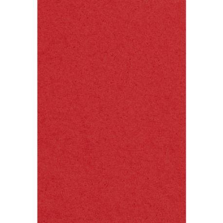 Obrus czerwony 137x274 cm