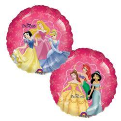 "Balon foliowy 18"" "" Princess"" 1szt."