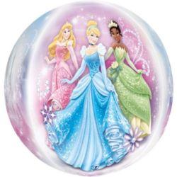 """Balon, foliowy kula """"Księżniczki"""""""
