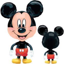 Chodzący balon Myszka Mickey 53x76 cm