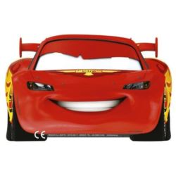 "Maska papierowa ""Cars RSN"", 6 szt. KK"