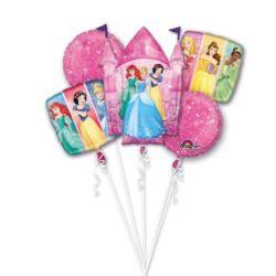 "Bukiet balonów ""Księżniczki"" 5 szt."