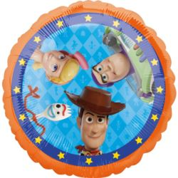 """Balon foliowy standard """"Toy Story 4"""" 43cm"""