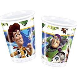 """Zestaw """"10 kubeczków plastikowych """"Toy Story"""