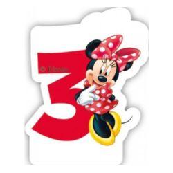 """Świeczka Disney """"Minnie Cafe 3"""""""