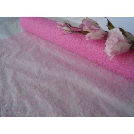 Fibra Róż 40cm x 9m
