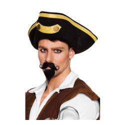 Wąsy i broda Kapitana, Pirata
