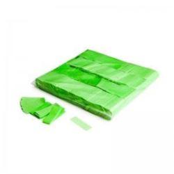 Magic fx confetti UV 55x17mm 1 kg , green