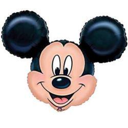 """Balon, foliowy """"Myszka Mickey"""" 70x55 cm"""