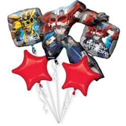 """Zestaw Balonów foliowych """"Transformers"""""""