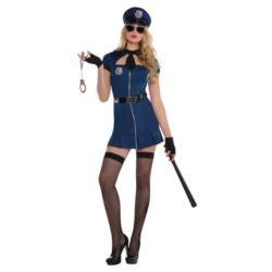 Strój dla dorosłych Sexy Policjantka L