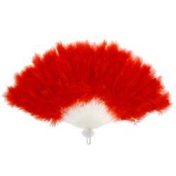 balony, balony na hel, dekoracje balonowe, balony Łódź, balony z nadrukiem, Wachlarz z piór, czerwony