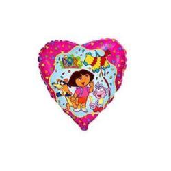 """Balon, foliopwy 18"""" FX - """"Dora"""""""