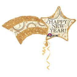 Nowy Rok balon foliowy