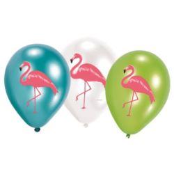 """Balony lateksowe Flamingo 11"""" 6 szt."""