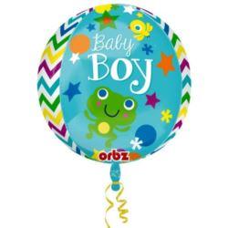 Orb - kula Narodiny dziecka chłopiec