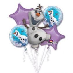 """Zestaw balonów foliowych """"Frozen Olaf"""""""