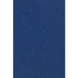 Obrus niebieski 137 x 274 cm
