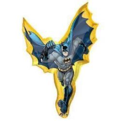 "Balon, foliowy 24"" SHP - ""Batman Action"""