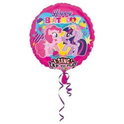 Balon grający My Littl Ponny 71x71 cm 1 szt.