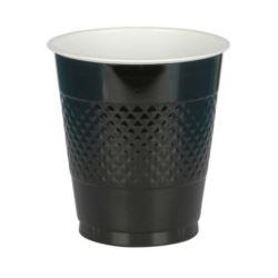 Kubki czarny 355 ml 10szt.