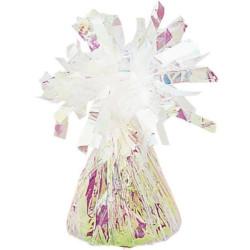 balony, balony na hel, dekoracje balonowe, balony Łódź, balony z nadrukiem, Ciężarek do balonów foliowych - opalizujący