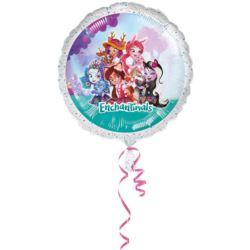 Standard Enchantimals, balon foliowy, S60, zapakow